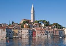 Rovinj, Istria, Kroatien Lizenzfreies Stockbild