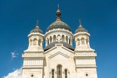 Das Dormition der Theotokos-Kathedrale Lizenzfreie Stockfotos