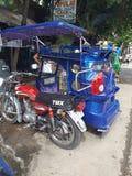 Das Dreirad stockfoto