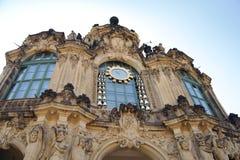 Das Dresden Frauenkirche Stockbilder