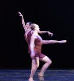 Das dynamische und klar-klassische Ballett ` Austen-Sammlung ` Lizenzfreie Stockfotos