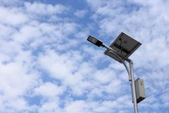 Das eco Licht stockfotos