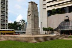 Das Ehrengrabmal, Hong Kong Island Stockfotografie