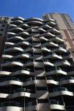 Das eindeutige Gebäude gelegen in Sydney Lizenzfreie Stockbilder