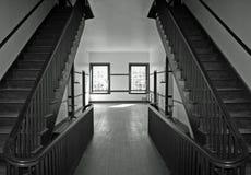 Das Einstieg-Haus Stockbild