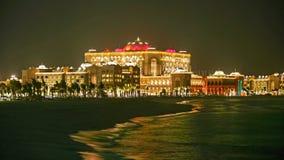 Das Emirat-Palast-Hotel Lizenzfreie Stockbilder