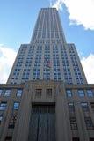 Das Empire State Building Lizenzfreie Stockfotografie