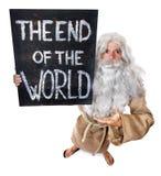 Das Ende der Welt Lizenzfreie Stockfotos