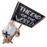 Das Ende der Welt Stockbilder