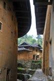 Das Erdgebäude in Fujian Lizenzfreies Stockbild