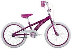 Das Fahrrad der Kinder Stockfotografie
