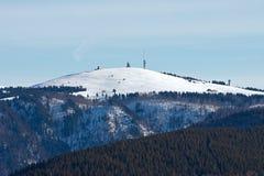 Das Feldberg im schwarzen Wald Stockfoto