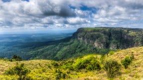 Das Fenster des Gottes, Mpumalanga Südafrika stockbild