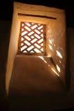 Das Fenster von Drepungs-Kloster Stockfotos