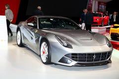 Das Ferrari F12 Lizenzfreie Stockfotografie
