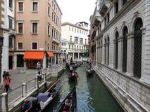 Das Festival des Erlösers in Venedig Stockbild