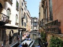 das Festival des Erlösers in Venedig Lizenzfreie Stockfotos