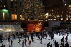 Das Fifth Avenue -Feiertags-Windows-Teil 2015 2 44 Lizenzfreie Stockbilder