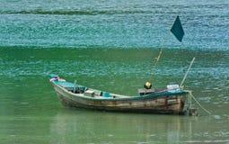Das Fischerboot Lizenzfreies Stockbild