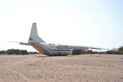 Das Flugzeug zerschmettert lizenzfreie stockfotos