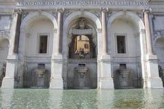 Das Fontana-dell'Acqua Paola in Rom Lizenzfreie Stockfotografie
