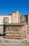 Das Fonte Pliniano. Manduria. Puglia. Italien. Stockbilder