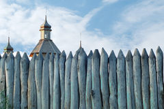 Das Fort Stockfoto