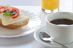 Das Frühstück Lizenzfreies Stockfoto