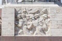 Das Freiheits-Monument Riga lizenzfreie stockfotos