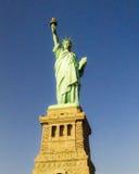 Das Freiheitsstatue in New York City Stockbild