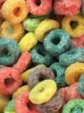 Das fruchtige Getreide Stockfoto