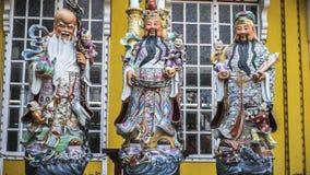 Das Fu Lu Shou stockbilder