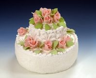 Das Gebäck, Kuchen, geschmackvoll lizenzfreie stockbilder