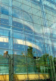 Das Gebäude Stockfotos