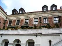 Das Gebäude Stockbild