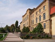 Das Gebäude der landwirtschaftlichen Universität in Sta Stockfoto