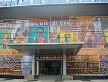 Das Gebäude in Thailand Lizenzfreie Stockfotos