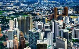 Das Gebäude von Kuala Lumpur Stockfotografie