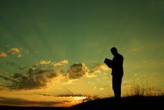Das Gebet Lizenzfreie Stockbilder