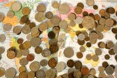 Das Geld Lizenzfreies Stockbild