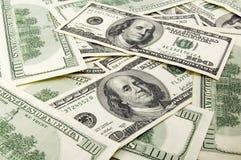 Das Geld. Lizenzfreies Stockfoto