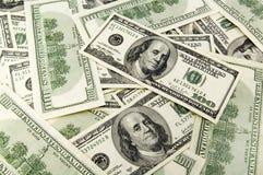 Das Geld. Lizenzfreie Stockbilder