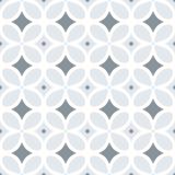 Das geometrische Muster Nahtloser Hintergrund Lizenzfreie Stockfotografie