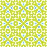 Das geometrische Muster Nahtloser Hintergrund Stockbild
