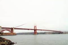Das gesamte Golden Gate Lizenzfreie Stockfotografie