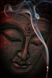 Das Gesicht von Buddha Stockbilder