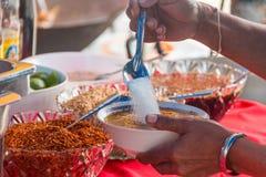 Das Gewürz thailannd Stockbild