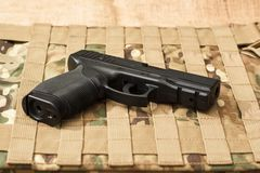 Das Gewehr Stockfotos