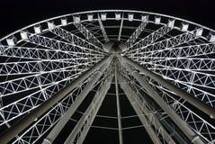 Das gigantische panoramische Rad, Brisbane, Australien Lizenzfreie Stockbilder