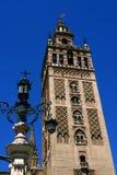 Das Giralda in Sevilla Lizenzfreies Stockfoto